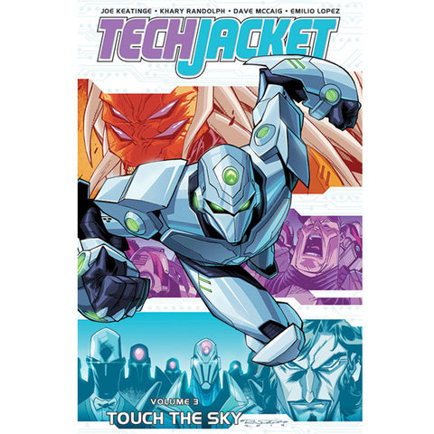 "TECH JACKET Volume 3 - ""Touch the Sky"""