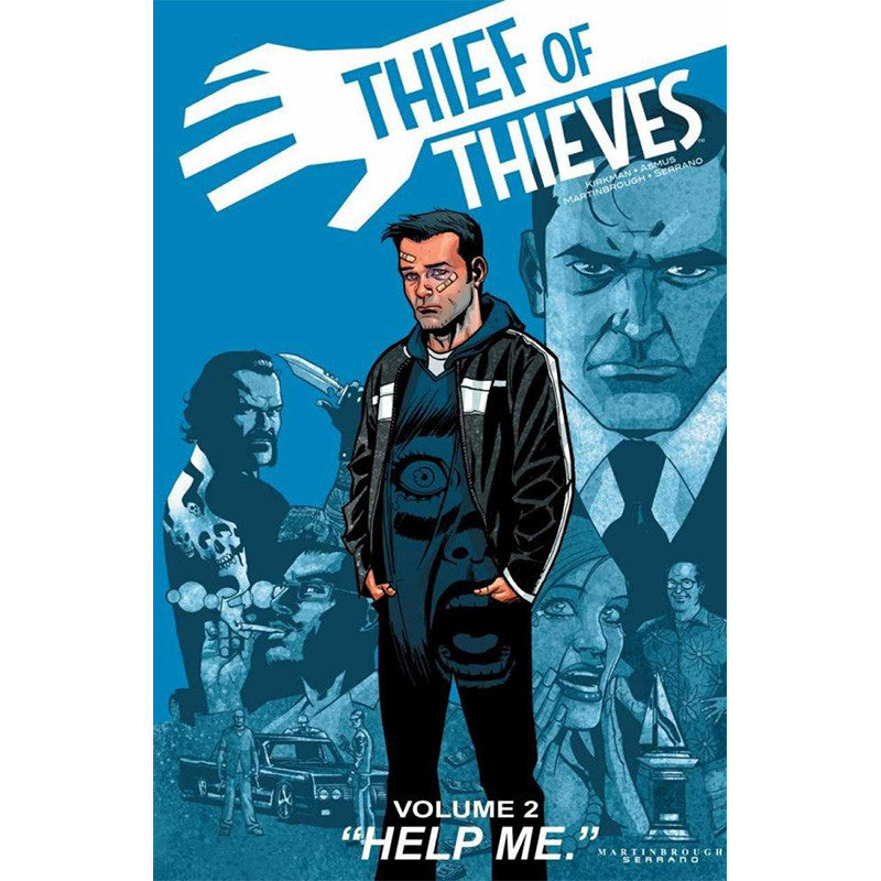 "THIEF OF THIEVES Volume 2 - ""Help Me"""