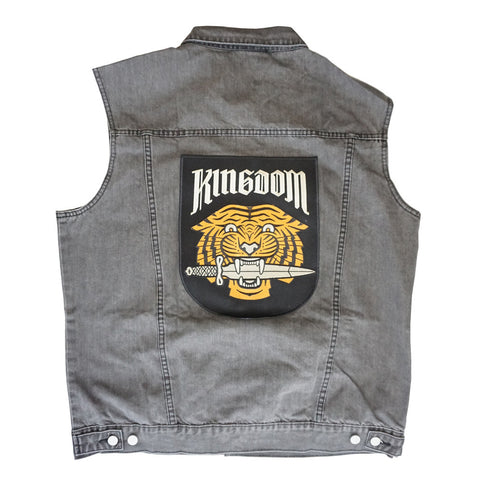 "THE WALKING DEAD: ""Kingdom Faction"" Vest"