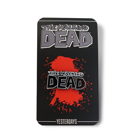 THE WALKING DEAD - Logo Pin