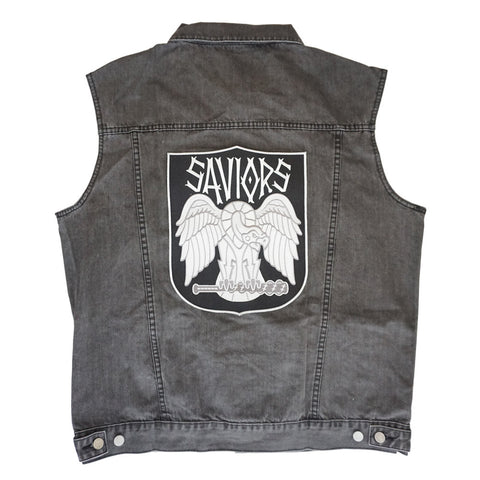 "THE WALKING DEAD: ""Saviors Faction"" Vest"