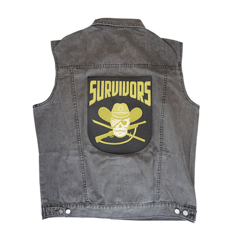 "THE WALKING DEAD: ""Survivors Faction"" Vest"
