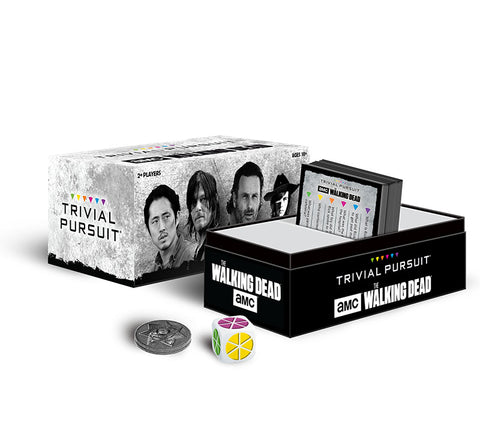 AMC The Walking Dead - Trivial Pursuit