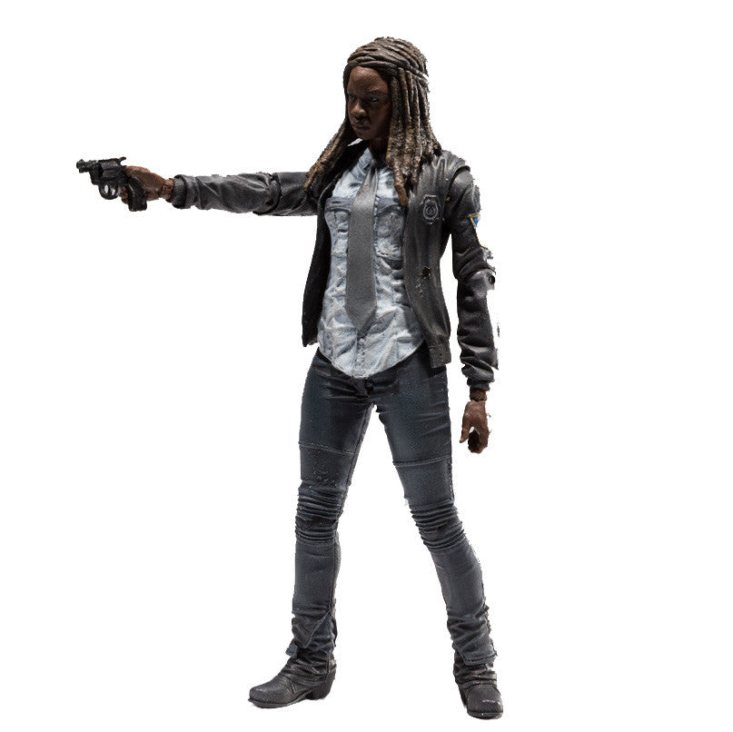 AMC's THE WALKING DEAD TV Series 9 - Constable Michonne Action Figure