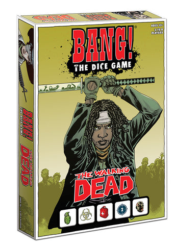 THE WALKING DEAD - BANG! Dice Game