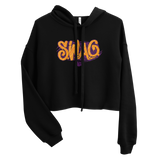 "Movie Trivia Schmoedown ""S.W.A.G."" - Crop Hoodie"
