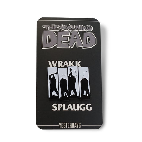 THE WALKING DEAD - Negan Wrakk Splaugg Pin