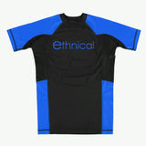 """short sleeve bjj rash guard"""