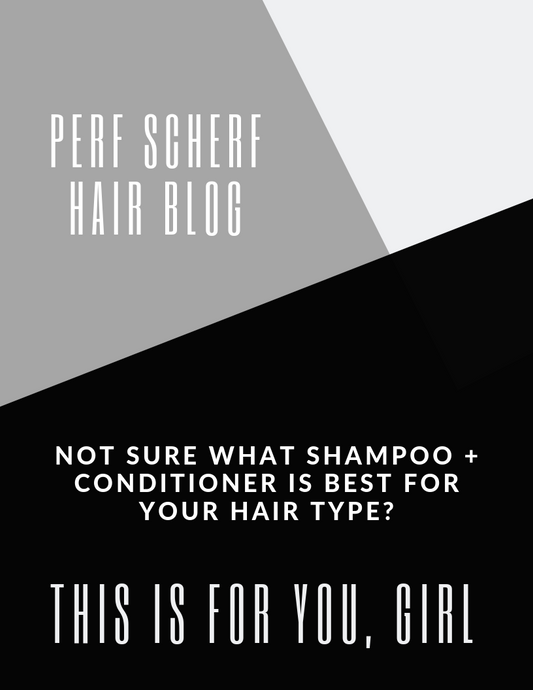 What works for YOUR hair
