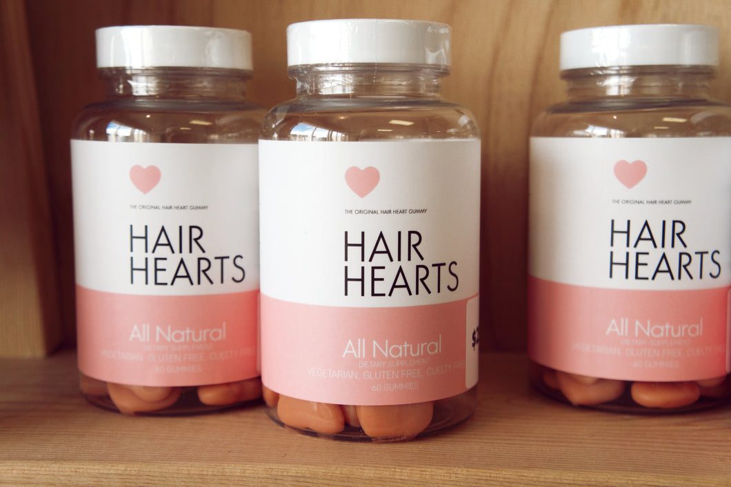 Hair Hearts Gummy Vitamins