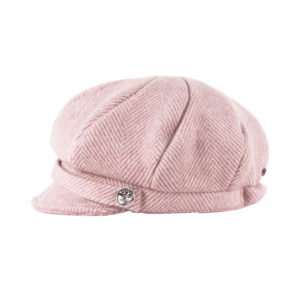 Rose-Pink-Women's-Newsboy