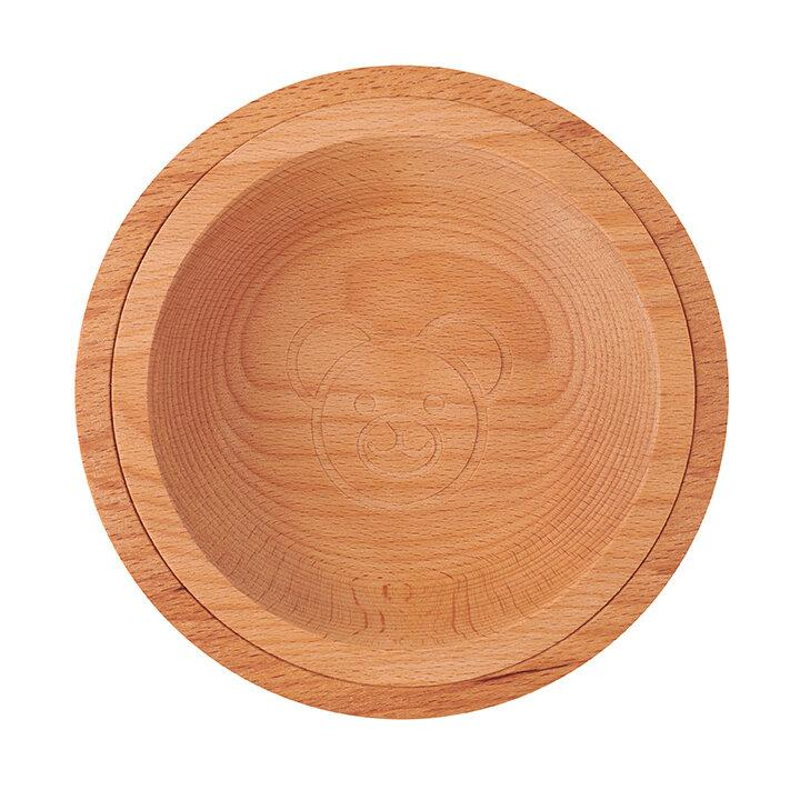 Eco-Friendly Wooden Bowls - Set of 2