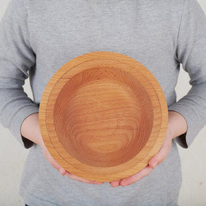 Load image into Gallery viewer, Eco-Friendly Wooden Bowls - Set of 2