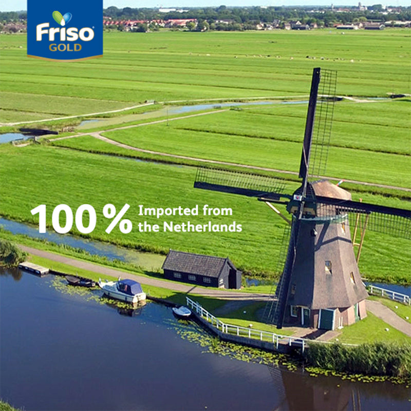 Friso Gold Step 4 600g