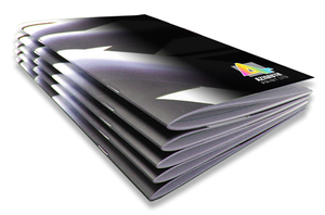 A4 Booklets 300gsm Cover & 150gsm Text
