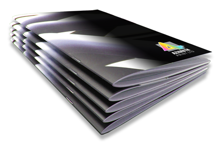 A5/250gsm Gloss Laminated Outer Cover/115gsm Text