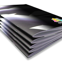 A5 Booklets 250gsm Cover & 115gsm Text