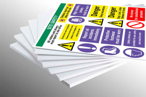Foamex Signage - Double Sided