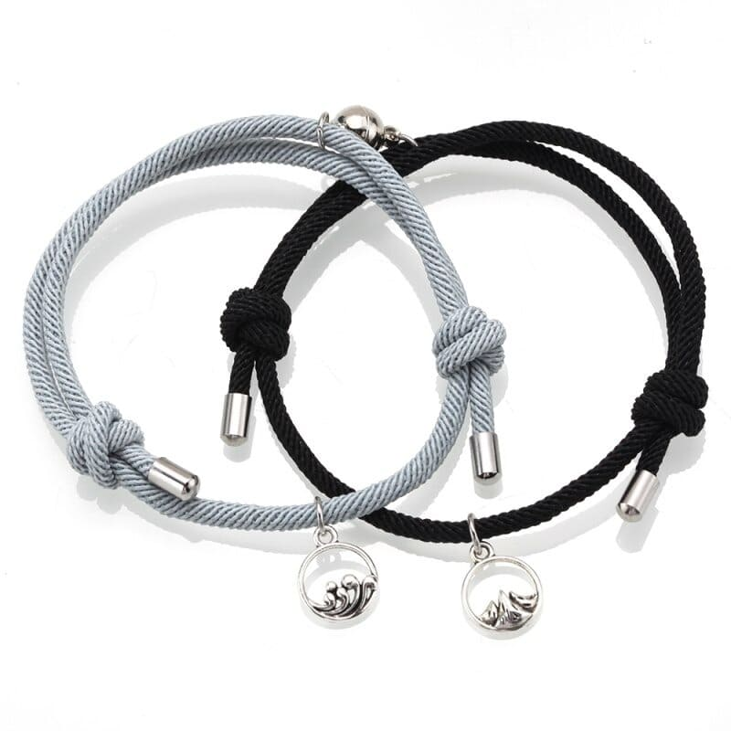 Magnetic Couple Bracelets <br/> Intensity