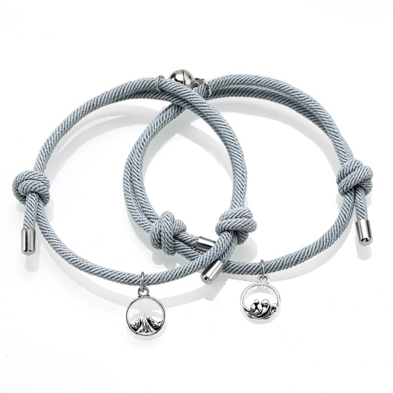 Magnetic Couple Bracelets <br/> Jealousy