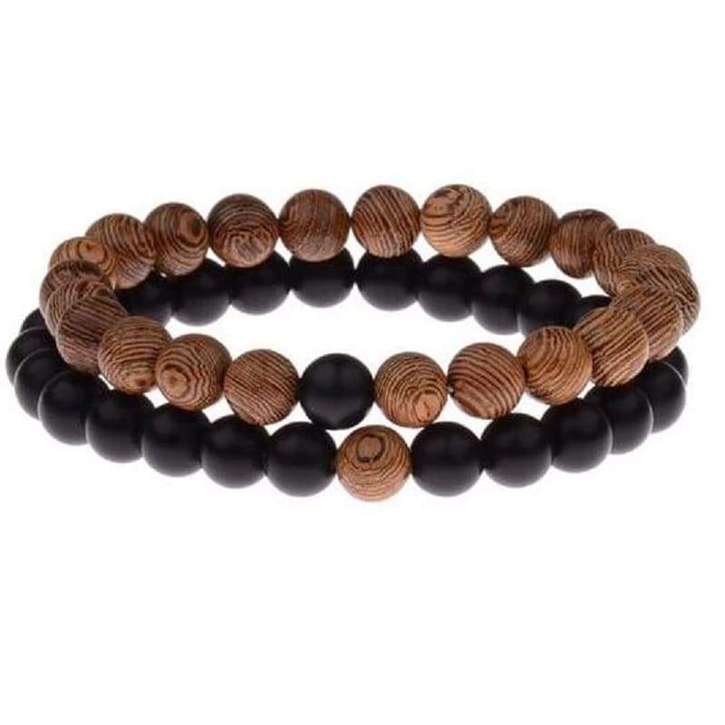 Couple Bracelets <br/> Wood