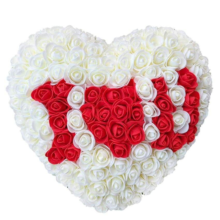 I love you Rose Heart