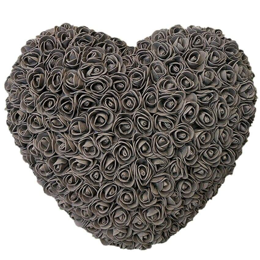 Black Rose heart
