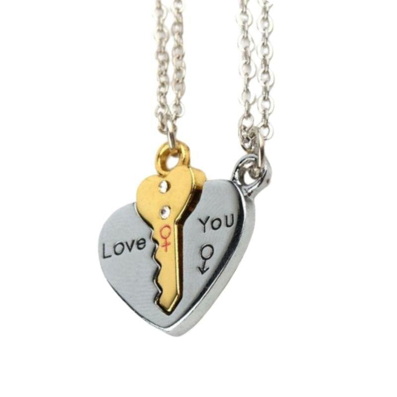 Couple Necklaces <br/> Love