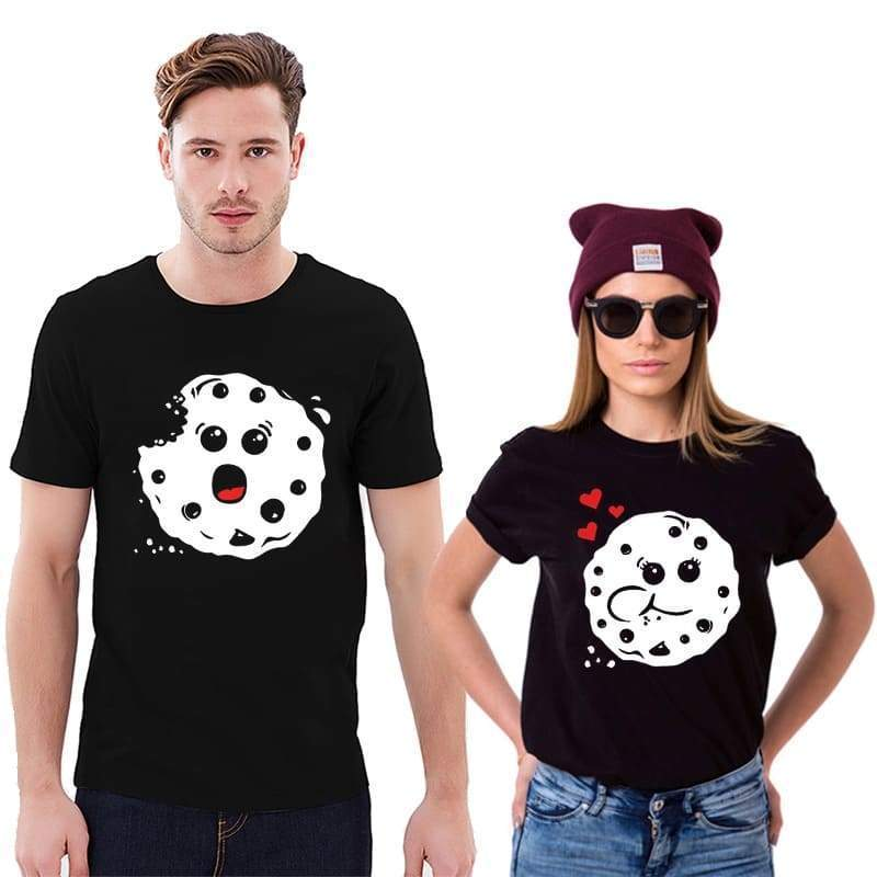 Couple T Shirt <br/> Cookies