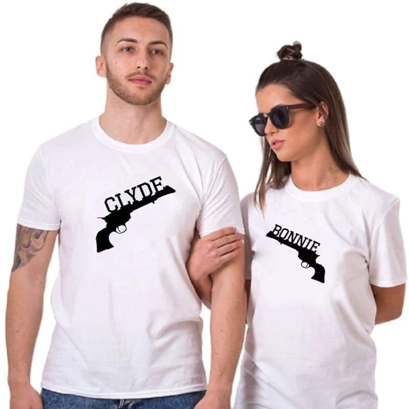 Couple T Shirts <br/> Gangsters