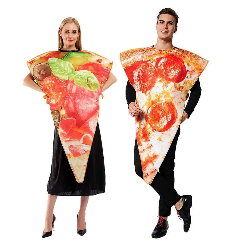 Couple Costume <br/> Pizza