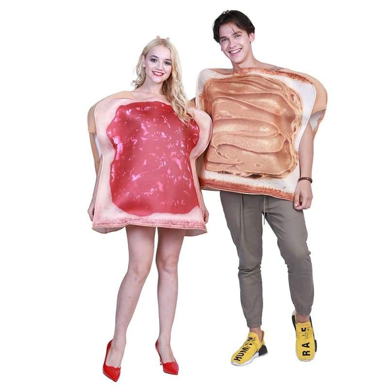 Couple Costume <br/> Sandwich