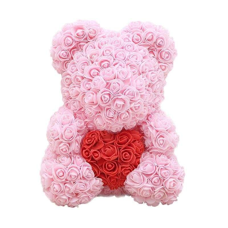 "Rose Bear 16"" <br/> Valentine's Day"