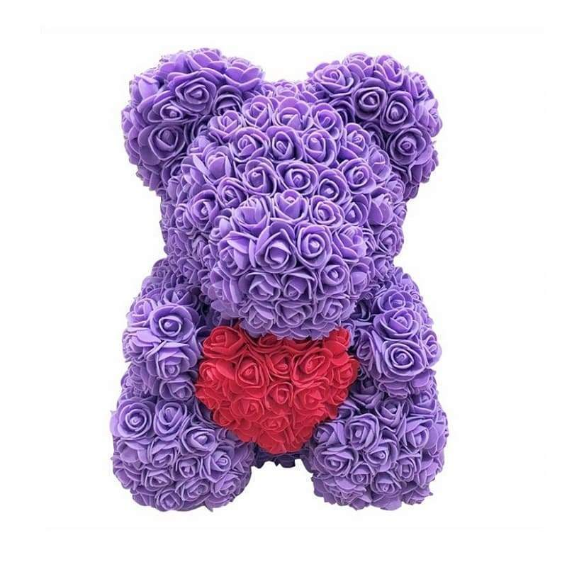 Rose Bear Couple <br/> Frenetic