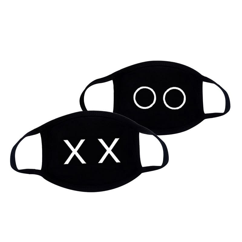 Couple Masks <br/> XO