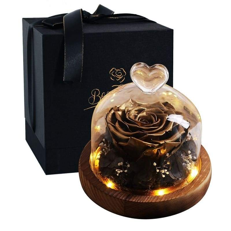 Eternal Rose under Glass Bell <br/> Tendresse