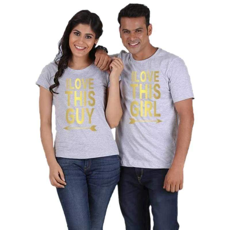 Couple T Shirts <br/> My other half