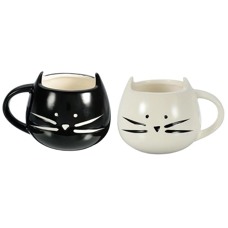 Couple Mugs <br/> Cat