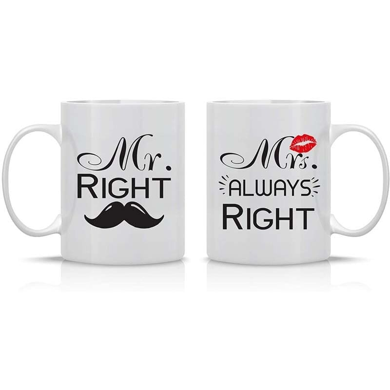 Couple Mugs <br/> Right