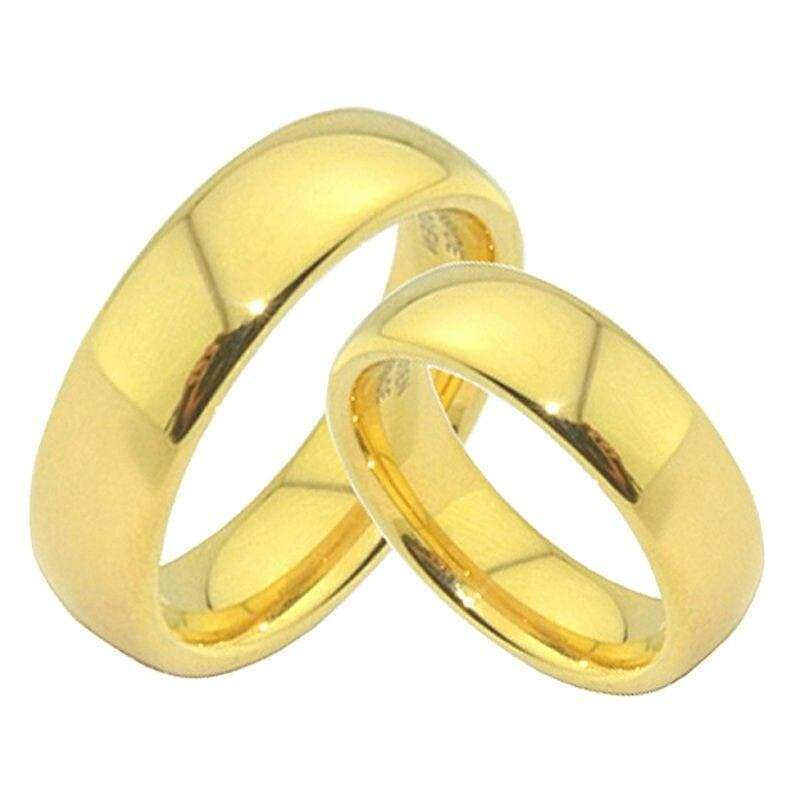 Couple Rings <br/> Intimate Moment