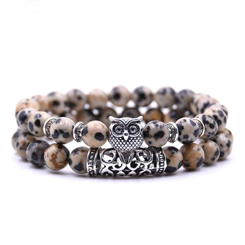 Couple Bracelets <br/> Owl of Love