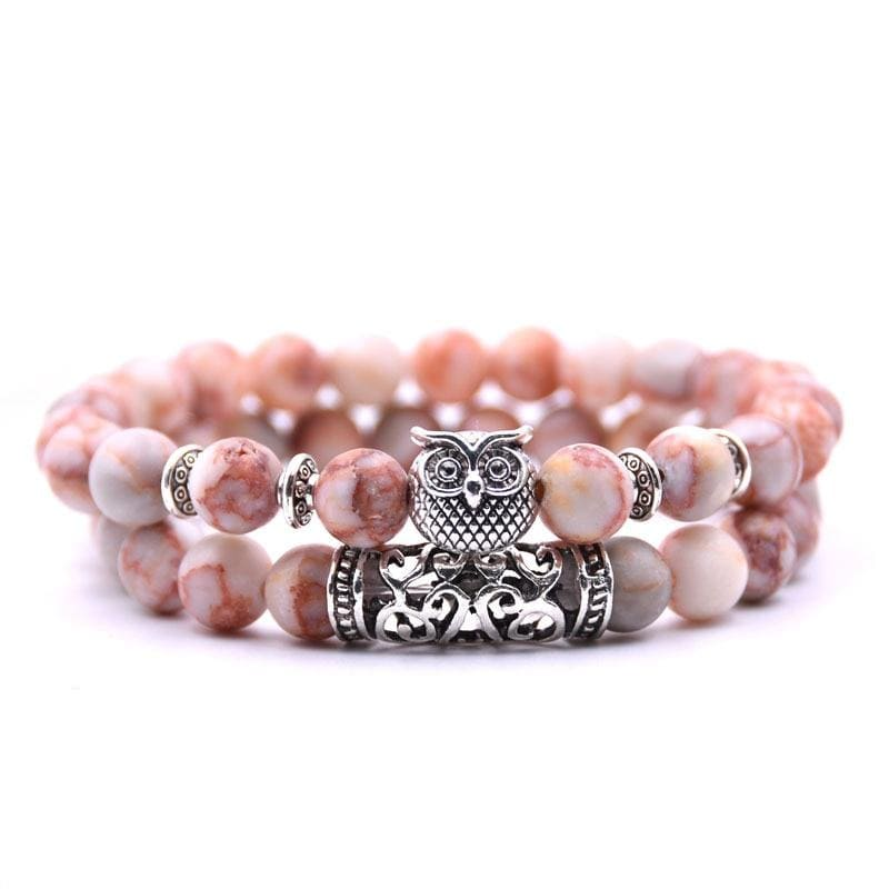 Couple Bracelets <br/> Love Owl