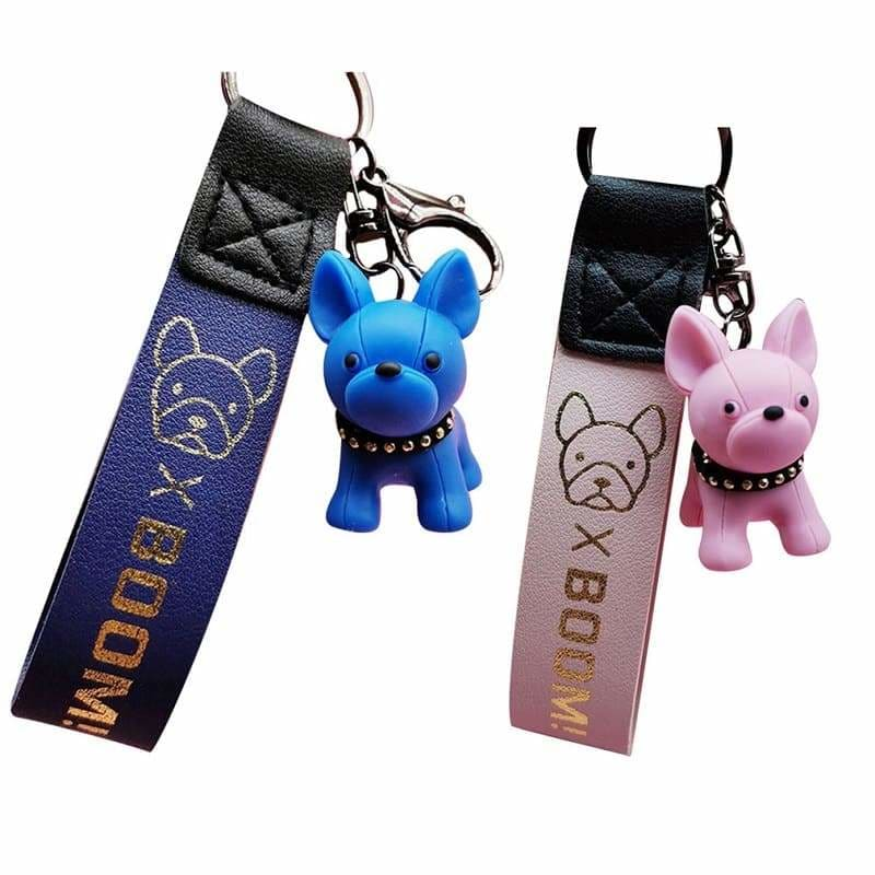 Couple Keychain <br/> Dog