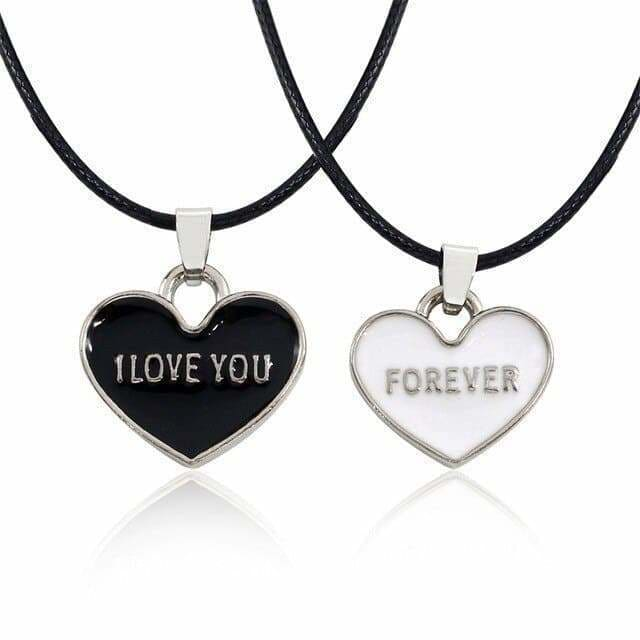 Couple Necklaces <br/> Forever