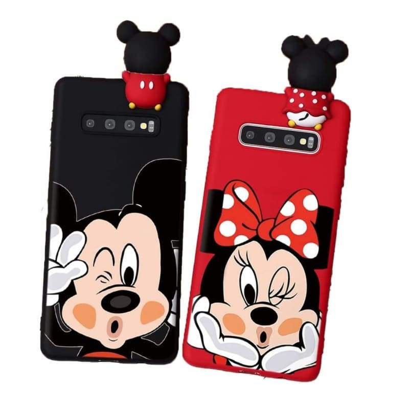 Couple Phone Case <br/> Mickey