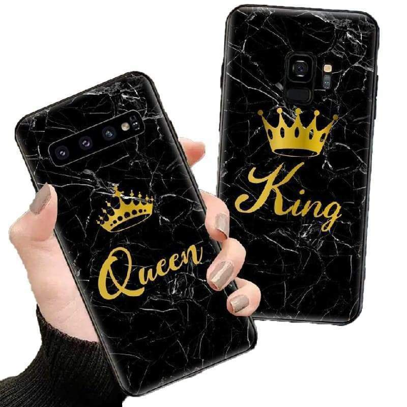 Couple Phone Case <br/> Queen and King