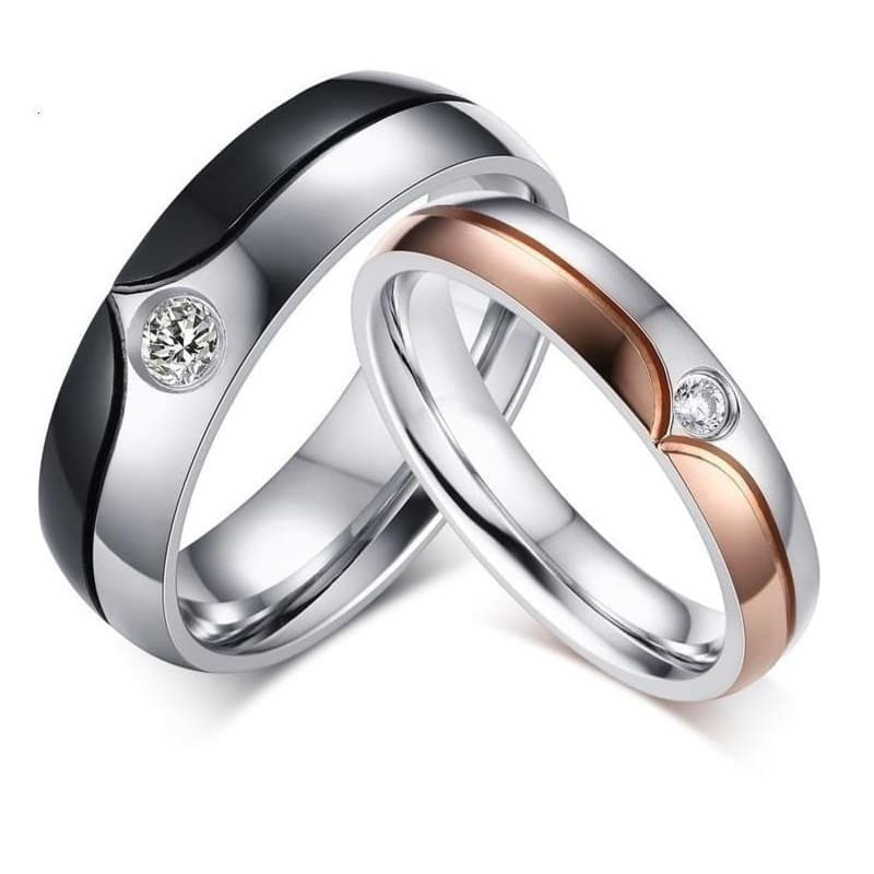 Couple Rings <br/> Celtic