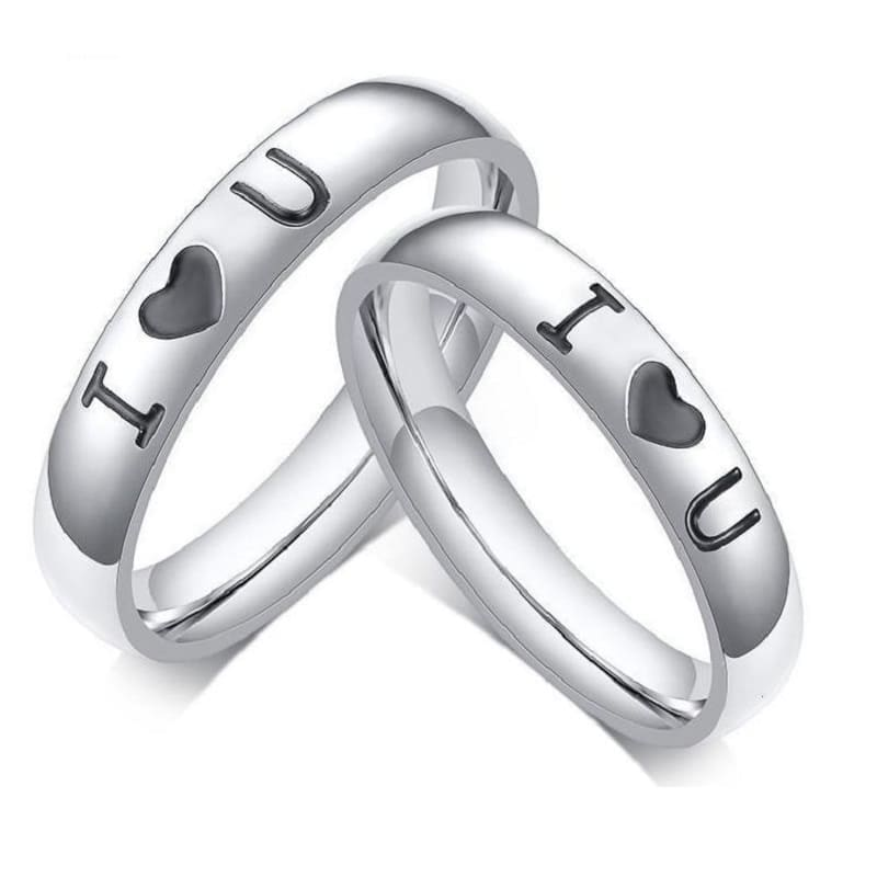 Couple Rings <br/> Duo of Love