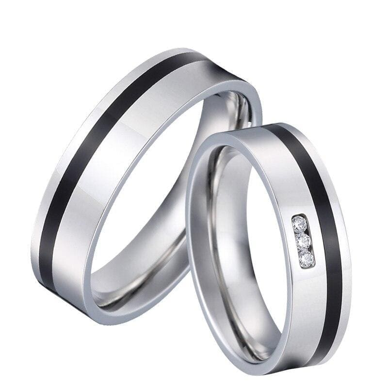 Couple Rings <br/> Eternal Love