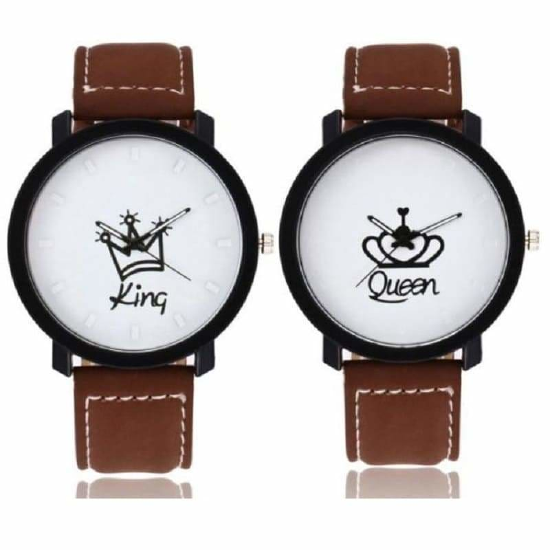 Couple Watches <br/> King and Queen